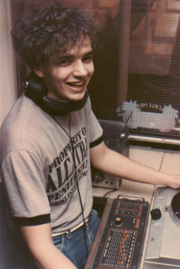 DJ Pery, 1982